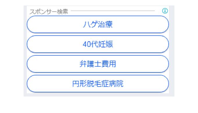 グーグルアドセンス リンクユニット