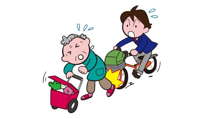 自転車事故 個人賠償責任特約