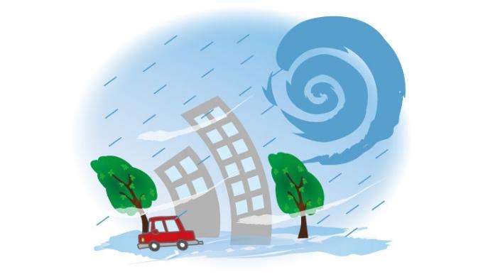 JAF 台風 自然災害