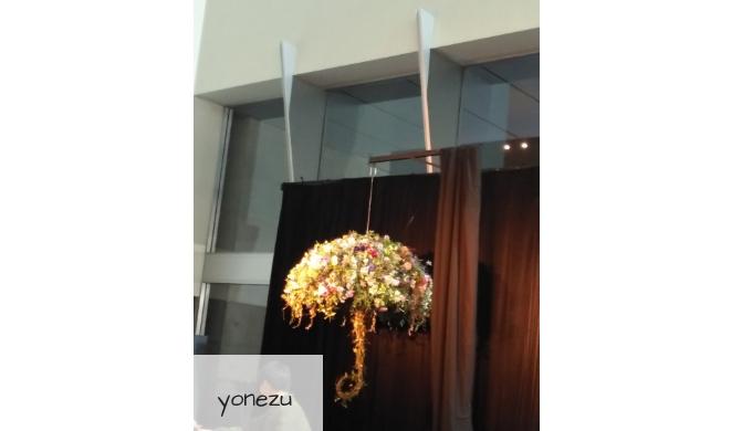 よねづげんし ライブ 傘の形の花