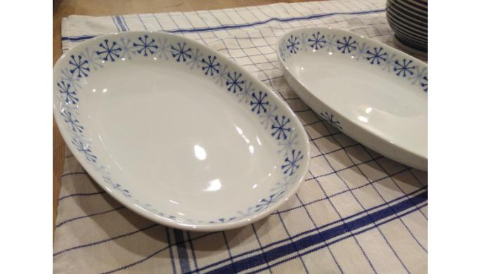 波佐見焼 マルコジャパン カレー皿